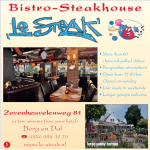 menu le steak